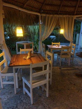 Sala da pranzo in Giardino - Picture of ROMA Cucina & Pizzeria ...