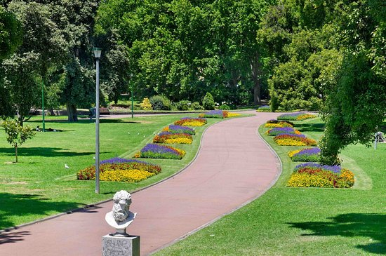 Alexander Gardens, Southbank - Picture of Quest Southbank Melbourne ...