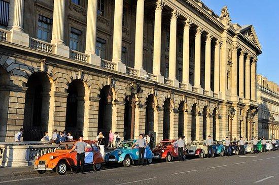 Private Tour: Vintage 2CV Round-Trip Transfer to the Paris Paradis...
