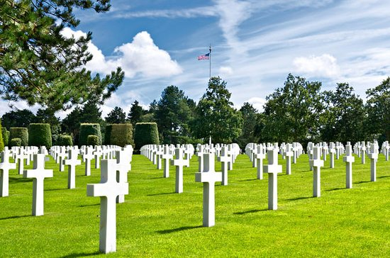 D-Day Tour Including Guided Visit of the Mémorial de Caen Museum...