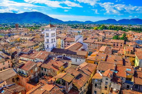 Lucca Barga and Garfagnana Hills ...