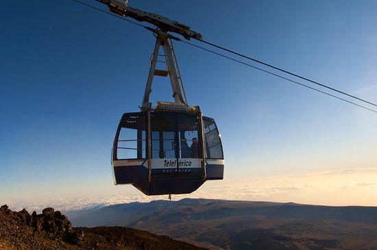 Tenerife Mt Teide Cable Car Ticket