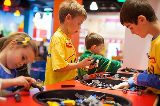 LEGOLAND® Discovery Center Boston...