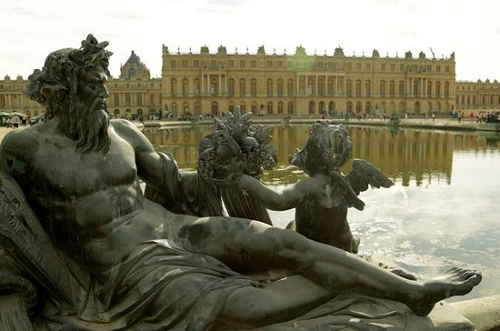 Versailles Half-Day Tour from Paris