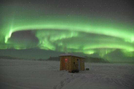 Aurora Borealis Viewing and Ice...