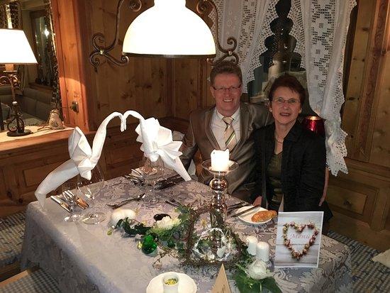Bernried, Deutschland: Anniversaire de mariage