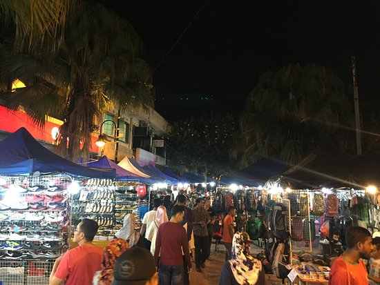 Pasar Malam: 新山巴剎夜市