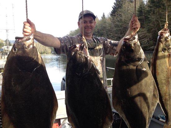 Port Renfrew, Canadá: McKenna Sportfishing