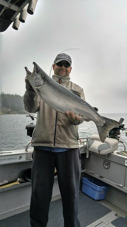 Port Renfrew, Canada: McKenna Sportfishing