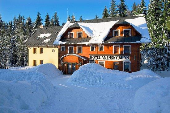 Hotel Anensky mlyn