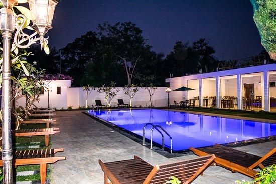Hotel Elephant Eye - Pool