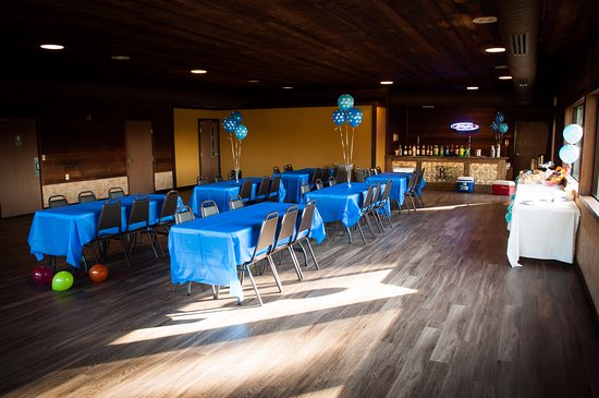 Boarders Inn & Suites : Badger Ballroom