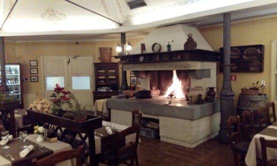 Gostilna Sestica Cooking Fireplace 1