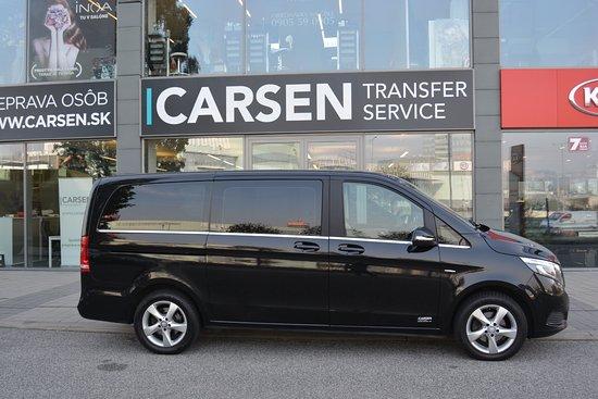 CARSEN - Transfer Service