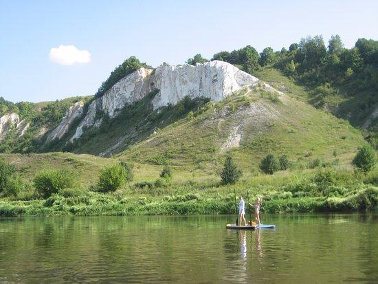 SURFVRN: Меловая гора на реке Дон
