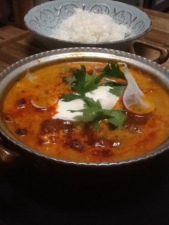 Gordon, Australia: Persian Sabzi stew