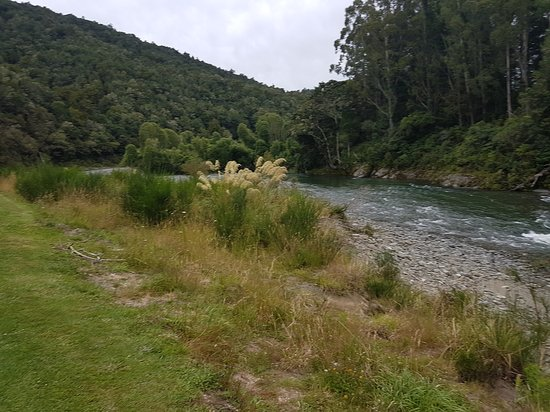 Nelson-Tasman Region, Nueva Zelanda: Wunderschöner Campingplatz 👍👍