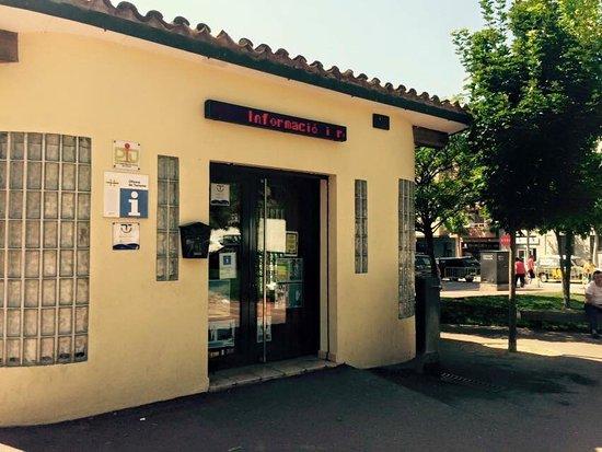 Oficina de Turismo de Calaf
