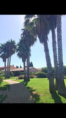 Lantana Resort, Hotel & Apartments : Meraviglioso giardino