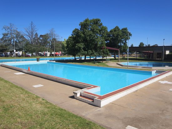 Maryborough, Australien: Swimming pool