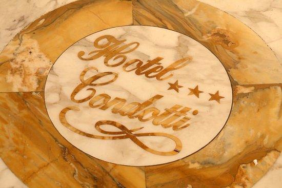 Condotti Hotel: Hotel Condotti Logo