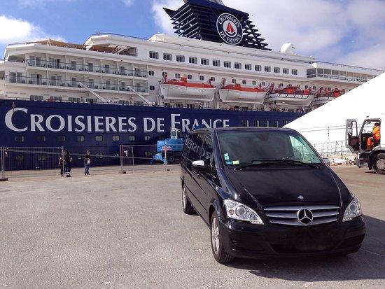 Chauffeur Privé de Normandie