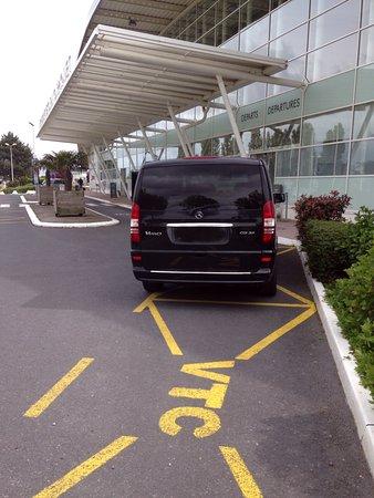 Bordeaux Saint Clair, Francia: Aéroport de Caen