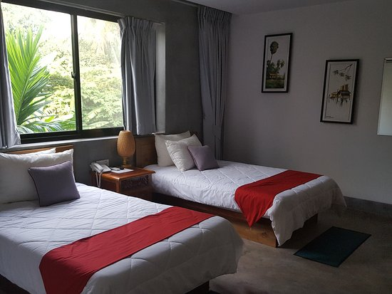 Mudra Angkor Boutique Hotel: Twin room