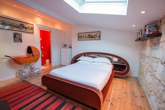 Une chambre chez dupont updated 2017 guesthouse reviews for Bordeaux une chambre en ville
