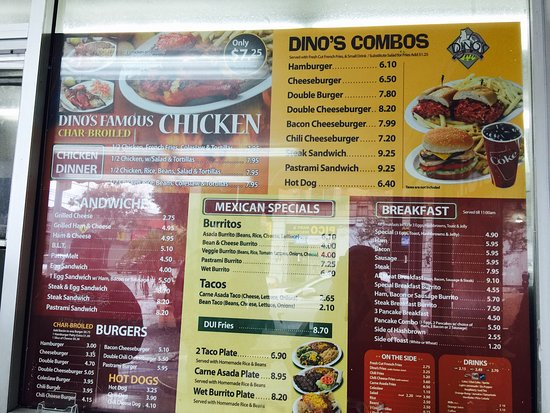 Dino's Chicken and Burgers: photo0.jpg