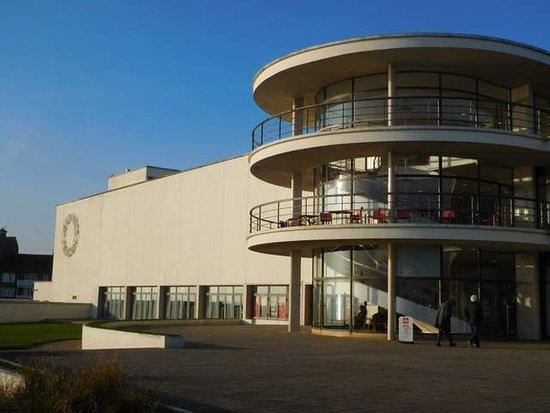 Bexhill-on-Sea, UK: The De La Warr building