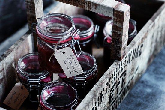 Soroe, Danemark : Hjemmelavede lækkerier