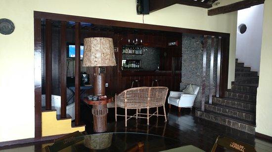 Martin Pescador: Área comum do hotel