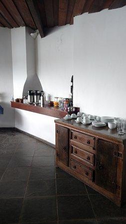 Martin Pescador: Café da manhã