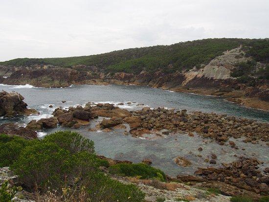 Tathra, Australië: kianniny bay from chamberlain's lookout