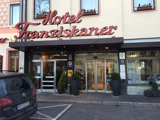 hotel franziskaner bewertungen fotos preisvergleich w rzburg deutschland tripadvisor. Black Bedroom Furniture Sets. Home Design Ideas