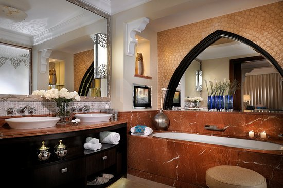 The Palace at One&Only Royal Mirage Dubai: Superior Executive Suite - Bathroom, The Palace