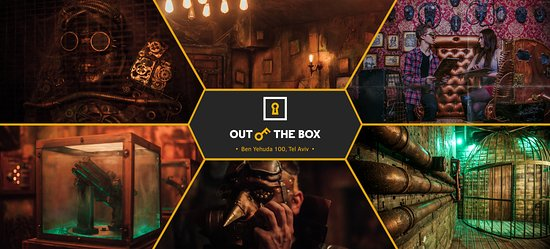 Out Of The Box - Ben Yehuda