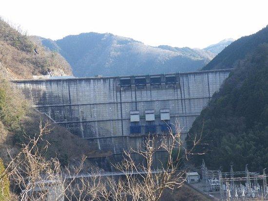 Yahagi Dam