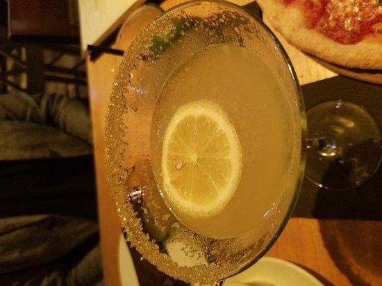 Solana Beach, CA: happy hour menu
