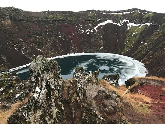 BusTravel Iceland: Another photo of the crater