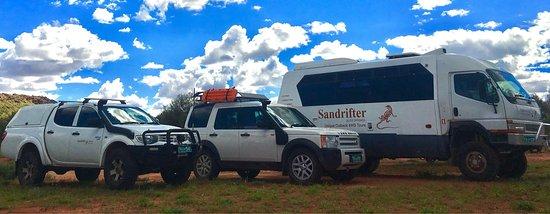 Sandrifter Safaris