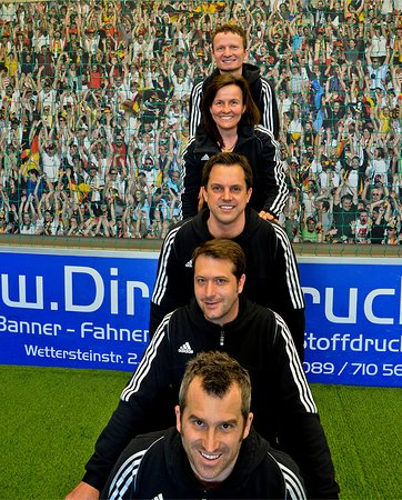 Oberhaching, Germany: Trainerteam