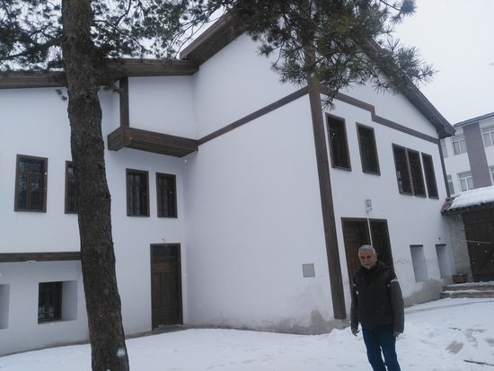 Inonu House