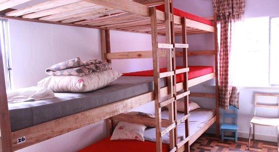 Mao Hostel: Quarto