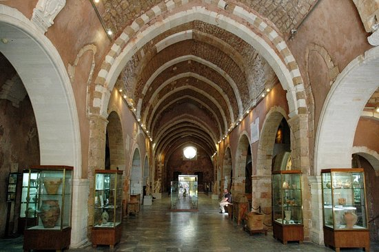 photo0.jpg - Picture of Chania Archaeological Museum ...