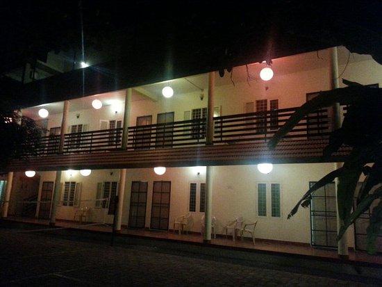 Palm Grove Service Villa: New block