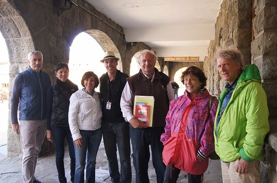 Historias de Bariloche Walking Tours