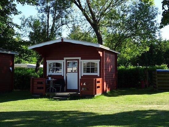 Storvorde, Danmark: Die Hütte ist ausgelegt für 4 Personen