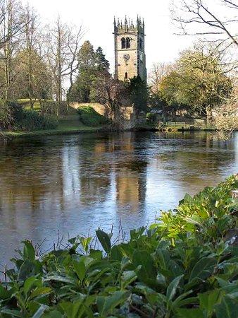 Gawsworth Church, St James the Great, Gawsworth Nr Macclesfield